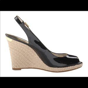 4b1526c50c25 Michael Kors Shoes - Michael Kors Women s Black Keegan Sling